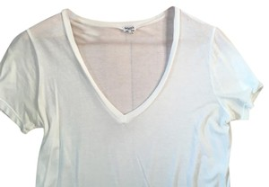 Splendid V-neck T Shirt White