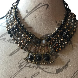 Anthropologie Pam Hiran Statement Necklace