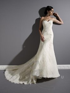 House Of Wu 18824 Wedding Dress