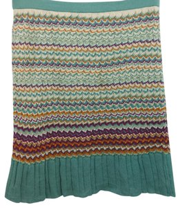 M Missoni Knit Skirt