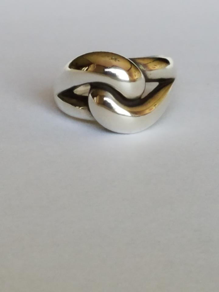 0b7cd47f2ab James Avery Sterling Silver Knot (Retired) Ring - Tradesy