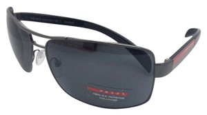 6f183548836 Prada Sps 53n 1bo-5z1 Matte Black W  Grey Lenses New Polarized 65-16 ...
