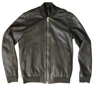 Silent by Damir Doma Leather Jacket