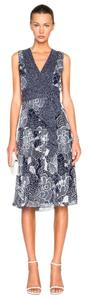 Diane von Furstenberg short dress Blue Isabel Marant Zimmermann on Tradesy