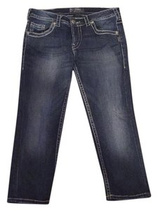 Silver Jeans Co. Capri/Cropped Denim
