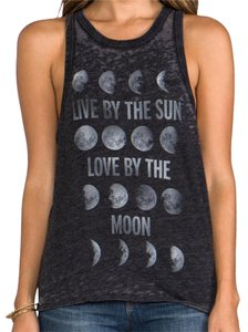 Chaser Sun Moon Top Grey