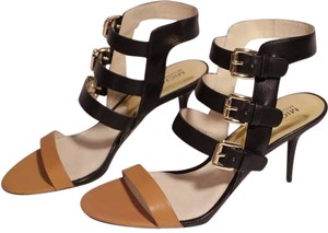 Michael Kors Brown and black Sandals