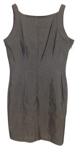 Banana Republic short dress Gray Lightweight on Tradesy