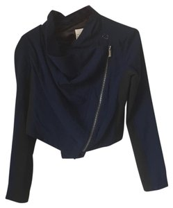Rachel Roy Black and blue Blazer