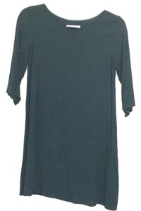 American Apparel short dress Dark green on Tradesy