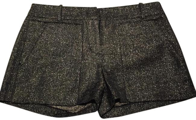 Item - Black with Silver Bruna Shorts Size 4 (S, 27)
