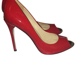 Kenneth Cole Red Pumps