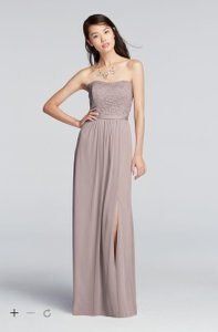 David's Bridal Cameo Dress