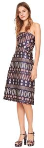 Tory Burch Sleeveless Holiday Dress