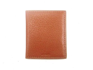 Herms Brown Leather 2