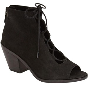 Eileen Fisher Slew Ankle Black Boots
