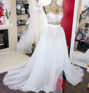 Organza Wedding Skirt Wedding Dress