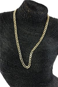 Gold Chain * Gold Cuban Link Chain.