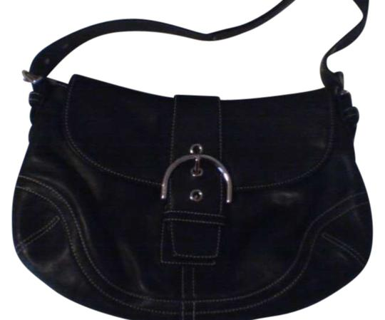 Preload https://item3.tradesy.com/images/coach-soho-purse-black-leather-hobo-bag-198622-0-0.jpg?width=440&height=440