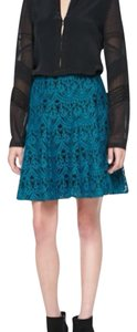Nanette Lepore Mini Skirt Blue