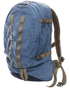 Marc by Marc Jacobs Blue Backpack