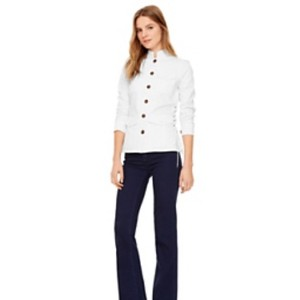 Tory Burch White Jacket