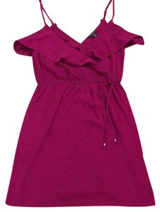 American Eagle Outfitters short dress Purple on Tradesy
