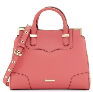Rebecca Minkoff Coral Satchel in Orange