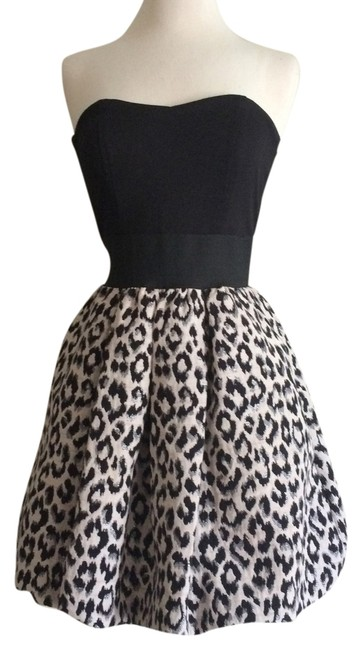 Preload https://item2.tradesy.com/images/necessary-objects-party-dress-black-and-leopard-print-1986266-0-0.jpg?width=400&height=650