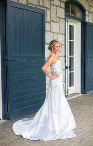 Romona Keveza L250 Wedding Dress