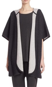 Eileen Fisher Poncho Hood Cape
