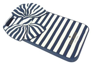 Kate Spade Kate Spade WIRU0474 Painterly Stripe Bow Cell Phone Case iPhone 6