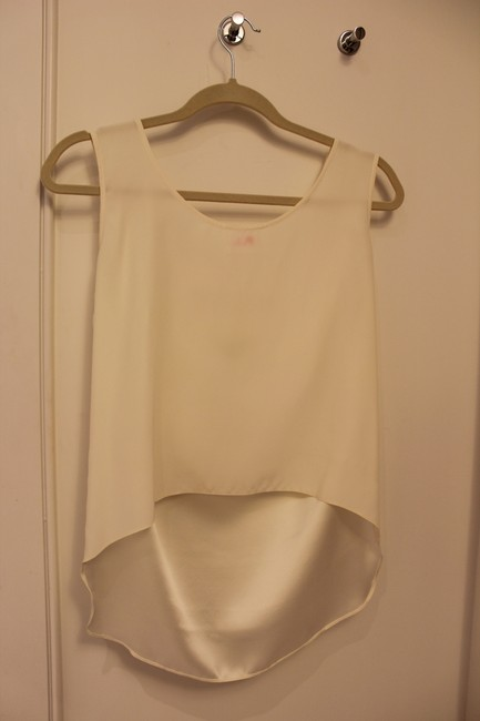 Parker Top white