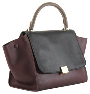 Céline Satchel in Tri-color