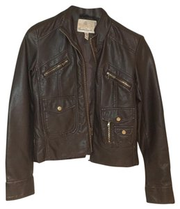 American Rag Brown Leather Jacket