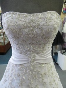 Mori Lee 2131 Wedding Dress