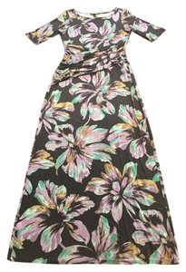 Purple Maxi Dress by Tommy Bahama Floral Maxi