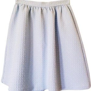 Topshop Skirt Powder blue
