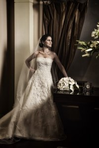 Oscar De La Renta Caitlin Wedding Dress