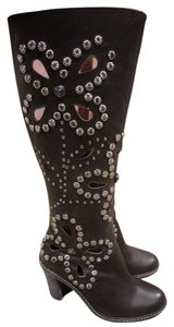 N.Y.L.A. Leather brown Boots