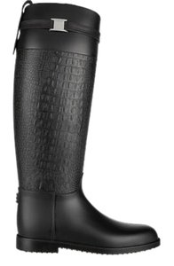 Michael Kors Collection Black Boots