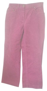 Jones New York Everyday Stretch Corduroy Jeans 2p 2petite Fall Color Boot Cut Pants Maroon