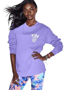 Victoria's Secret Pink Vs Campus Crew Sweater