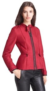 Burberry Women's New Red Jacket