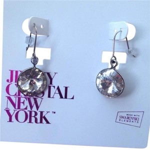 Jimmy Choo Jimmy Choo Crystal Earrings
