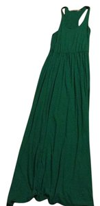 Green/teal Maxi Dress by Michael Stars