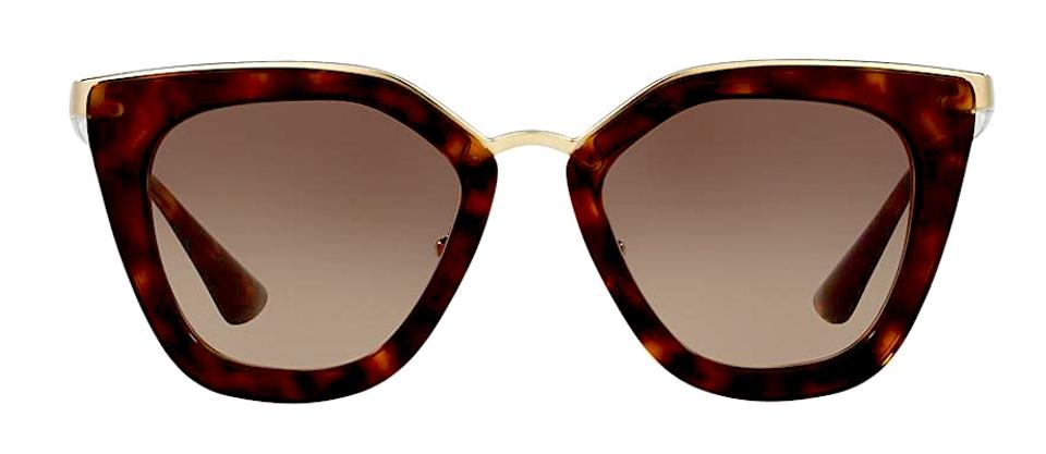 3bb13016ddca Prada Tortoise with Gold Trim Gradient Lenses Pr 53ss 2au3d0