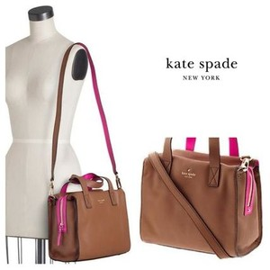 Kate Spade Satchel in Natural
