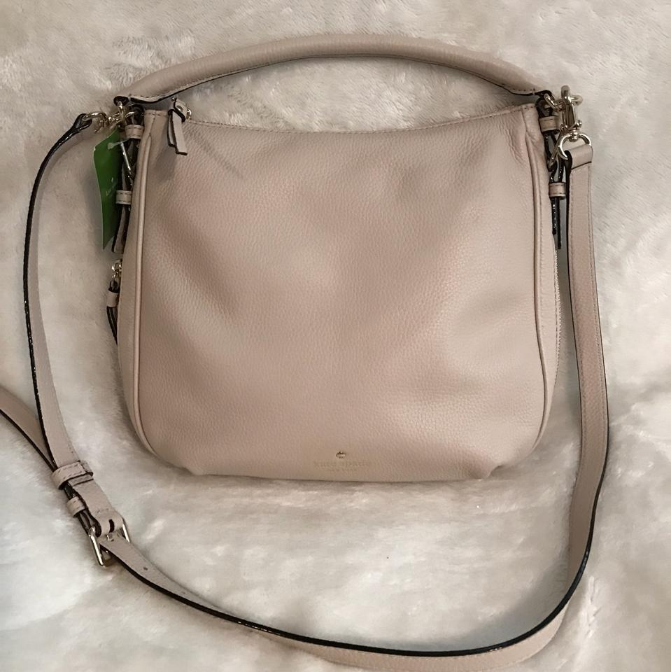55141a50269868 Kate Spade Cobble Hill Small Ella Crossbosy Porcelain Leather Satchel -  Tradesy