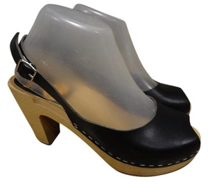 toffell hasbeens black Pumps